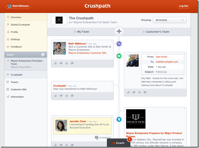 Crushpath Screenshot